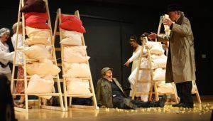 EA 13 Theaterkurs für Erwachsene @ Uhlandschule, Mozartsaal